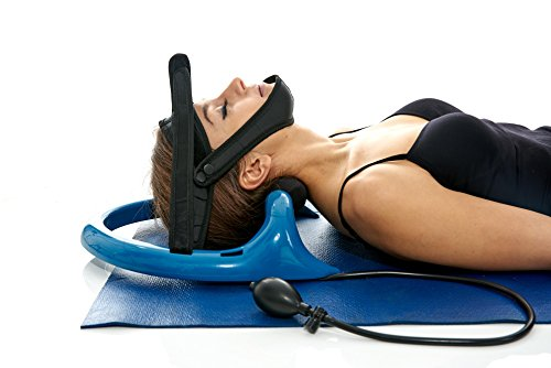 Posture Neck Exercising Cervical Disc Spine Hydrator Pump || Relief for Stiffness, Relives Neck Pain, Neck Curve Restorer