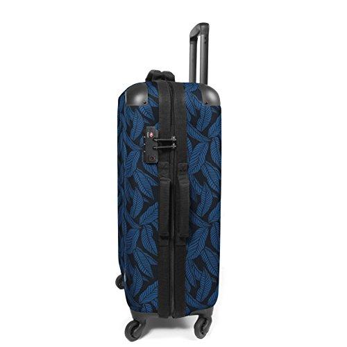cm 32 Leaves L 54 S Blue Black Eastpak Tranzshell Suitcase TxgIHqq