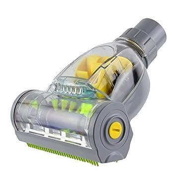 Spares2go Universal Mini cepillo Turbo para todo tipo de para aspiradora (32 mm): Amazon.es: Hogar