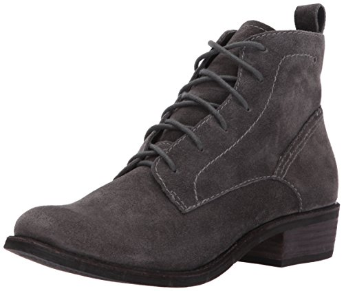 Anthracite Women's Boot Suede Seema Ankle Vita Dolce XwqZpA
