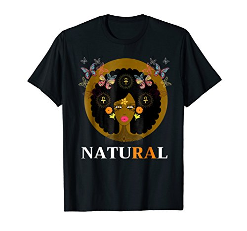 Price comparison product image Natural - Sacred Geometry Kemetic Egyptian T-Shirt