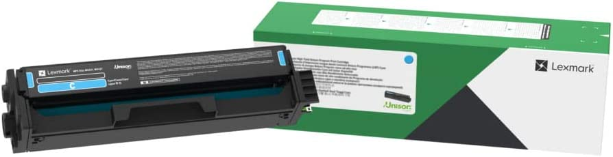 Lexmark C331HK0 H Black High Yield Return Program Print Cartridge