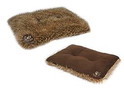 Scruffs Siberian Pet Pillow, Small, Timber