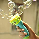 Burp Motorcar Devotee - Electric Bubble Machine Fan Blowing Gun Kid Playing Game Toy - Burble Political Strike Babble Lover Belch Auto Sport Gurgle Simple Winnow Ripple Automobile - 1PCs