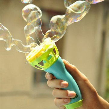 Burp Motorcar Devotee - Electric Bubble Machine Fan Blowing Gun Kid Playing Game Toy - Burble Political Strike Babble Lover Belch Auto Sport Gurgle Simple Winnow Ripple Automobile - 1PCs by Unknown