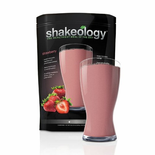 Shakeology Strawberry 30 Servings (bulk) in a BAG by Shakeology (Image #8)