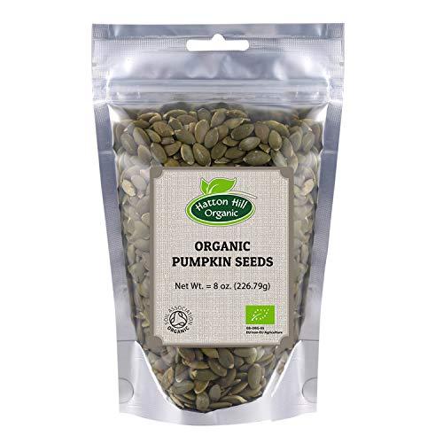 Organic Pumpkin Seeds 8oz. by Hatton Hill Organic