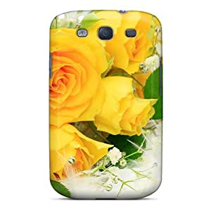 Premium Case For Galaxy S3- Eco Package - Retail Packaging - PyUhjTh895EtEIR