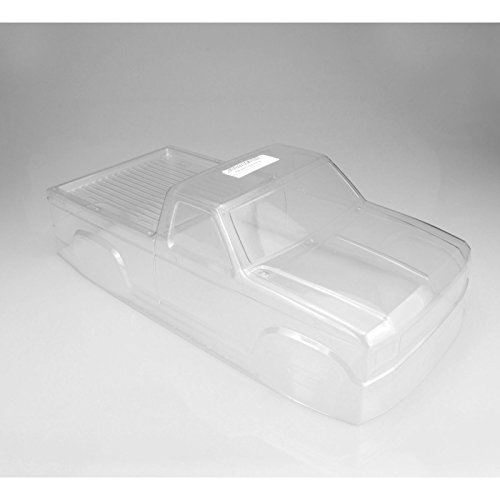 J Concepts Inc. 1984 Ford F150 Clear Trail and Scaler Body: Vaterra, JCO0296