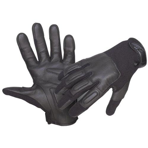 Defender II Gloves w/Steel Shot, Black, XXL