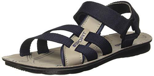 VKC Pride Men's Blue Outdoor Sandals (2000632710BLU)