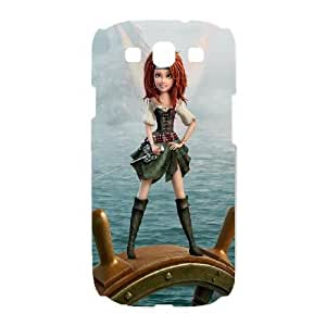 SamSung Galaxy S3 9300 phone cases White Tinkerbell cell phone cases Beautiful gifts TRIJ2795921