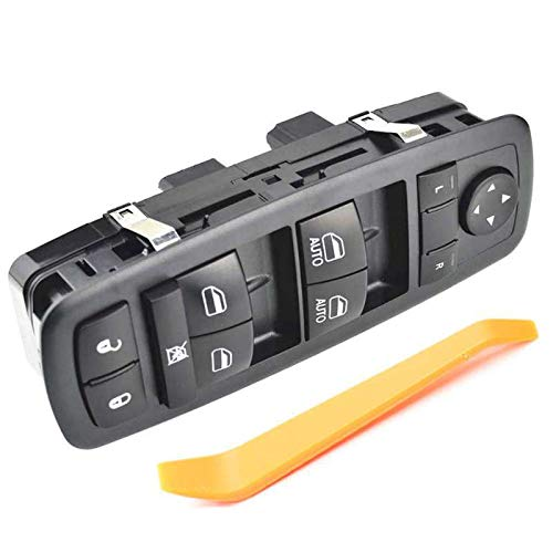 RAM C//V 2013 Techouter Driver Side Power Window Master Control Switch OE68110871AA for Chrysler Town /& Country 2012-2015 Dodge Grand Caravan 2012-2015