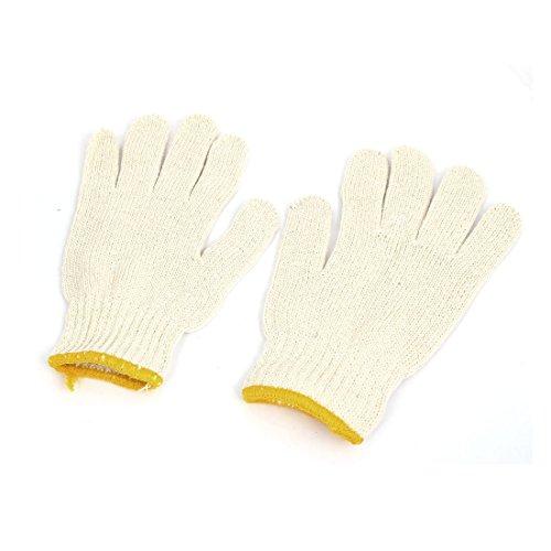 eDealMax 12 paires de Protection ESD antistatique Gants Coton fil de Travail by eDealMax (Image #1)