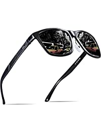 ATTCL 2016 Hot Retro Metal Frame Driving Polarized Wayfarer Sunglasses For Men