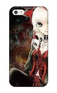 Best 7659802K440259539 sheep snow animal Anime Pop Culture Hard Plastic iPhone 5/5s cases