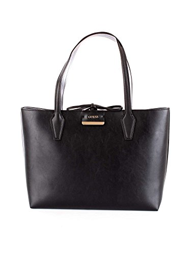 Woman's GUESS bag Black Multicolour Pewter HWSB6422150 Bcp Women 5OAn6OxvRq
