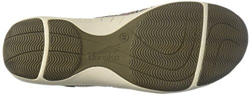 Suede Women's US Honor 36 Walnut European Black Sneaker Dansko wFgRxZq8w