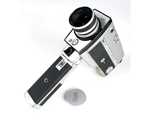 CAPRO 441 SUPER 8MM MOVIE CAMERA FOR DISPLAY OR PROP