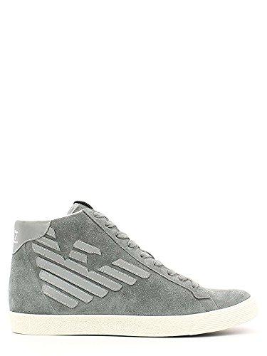 Emporio Armani Sneaker Grau