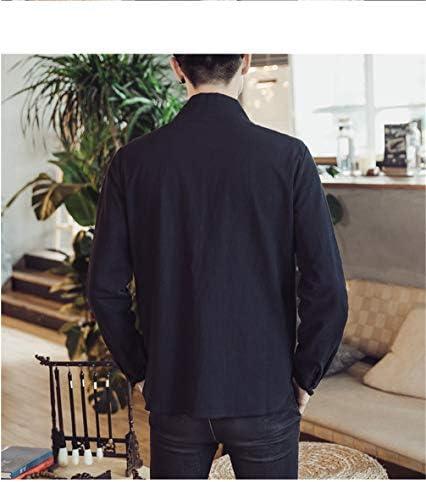 コーディガン メンズ 和風 和式 コート カジュアル プリント 個性的 和風 半袖 5分袖 トップス リラクス コート Tシャツメンズ 半袖Tシャツ 祭り 夏 シンプル 新品 麻 夏着 薄手 おしゃれ