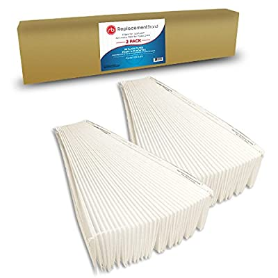 Aprilaire 401 Replacement Air Cleaner Filter Model 2400 2 Pack