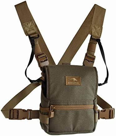 MARSUPIAL GEAR Binocular Pack Ranger Green Medium