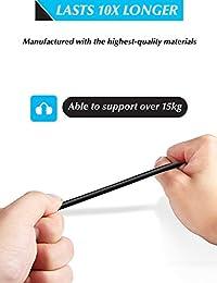 Cable de carga micro USB. 6 patas