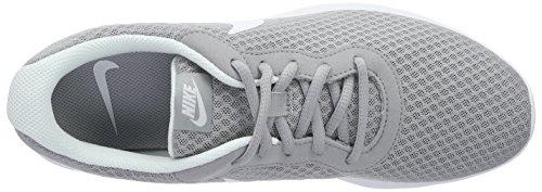 Mujer White Gris de Nike Wolf Tanjun Grey para Deporte Wmns Nike Zapatillas xRPx0wqHZ4