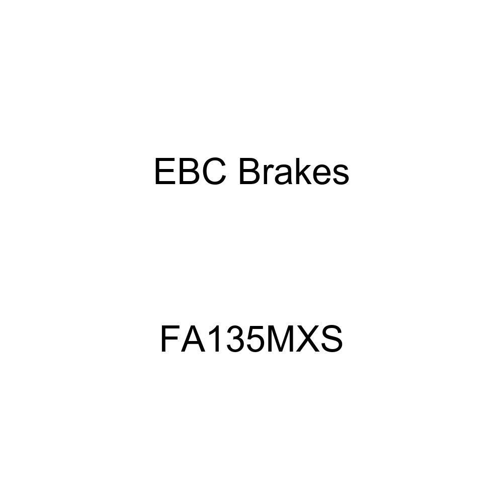 EBC Brakes FA135MXS Moto-X Race Disc Brake Pad with Hex-Drive Slider Pins