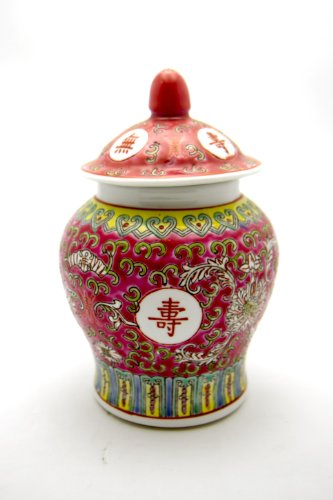 Chinese Porcelain Fishtail Ginger Jars 7