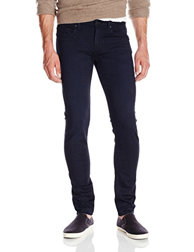 PAIGE Men's Croft Super Skinny Fit Jean in Transcend, Ink...