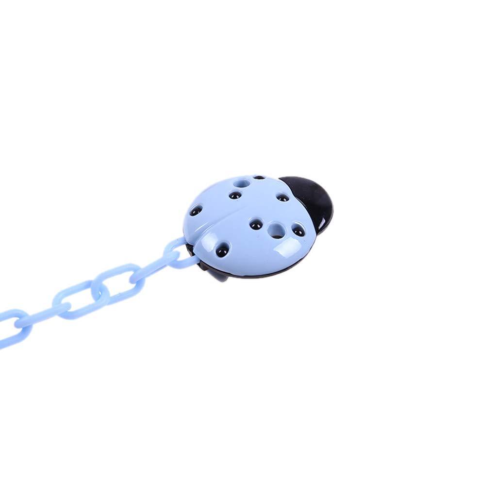 Selou Guardia di Sicurezza della Coccinella del Sette-Punto del Bambino del Bambino Contro Il Ciuccio del Bambino
