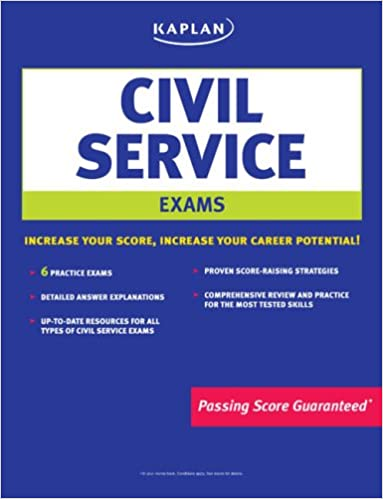 Kaplan civil service exams akbaeenw kaplan civil service exams fandeluxe Images