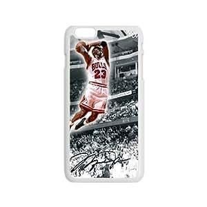 Bulls 23 flying man Jordon Cell Phone Case for iPhone 6