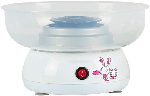 AIMCAE Mini máquina de algodón de azúcar Hogar para niños DIY ...