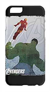 Avengers poster Iphone 6 plastic case