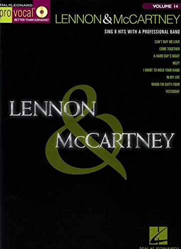 Download Lennon & McCartney: Pro Vocal Men's Edition Volume 14 pdf