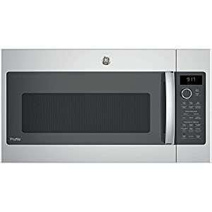 """GE Profile PVM9179SKSS 30"""" Over-the-Range Microwave/Convection Oven in Stainless Steel"""