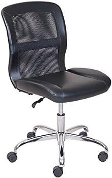 Mainstays Vinyl and Mesh Task Chair