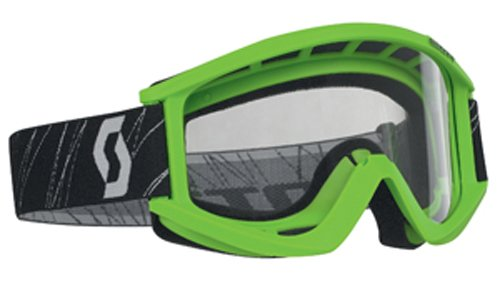 Scott Sports Recoil Xi Goggles, (Green)