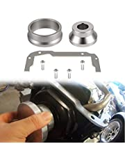 Sunluway Front and Rear Cover Alignment Tool & Oil Pan Alignment Tool for GM LS Series Engines 4.8 5.3 5.7 6.0 LS1 LS2 LS3 LS6 L99 LS9 LSA LQ4