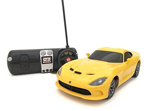 maisto-tech-2013-srt-dodge-viper-gts-124-electric-rtr-rc-car-red