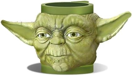 Multicolore 12.00x9.00x10.00 cm Joy Toy Yoda Tazza di Ceramica