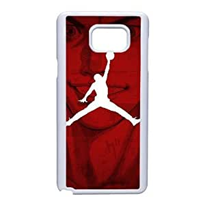 Generic for Samsung Galaxy Note 5 Cell Phone Case White Slam Dunk Custom HOAHSJJDH4606
