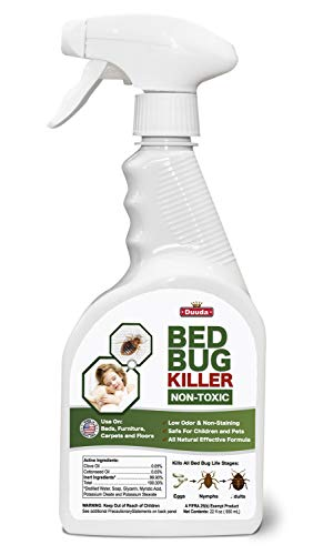 bed bug spray by killer green - 6