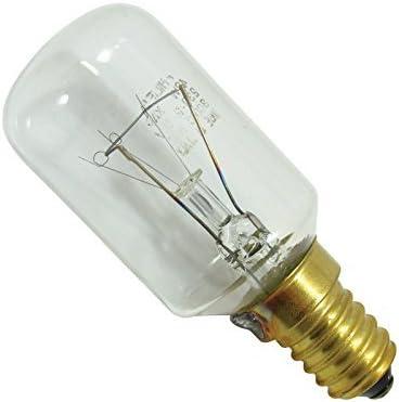 AEG 40W Heat Resistant Oven Lamp Light Bulb: Amazon.co.uk