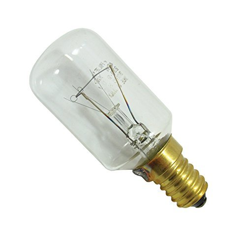 AEG 40W Heat Resistant Oven Lamp Light Bulb [Energy Class A+++] Electrolux Group 3192560070