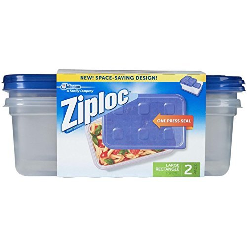 ziplock containers square - 6