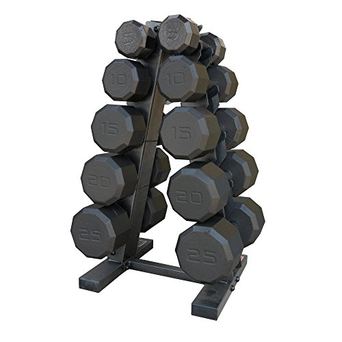 CAP-Barbell-150-lb-Eco-Dumbbell-Set-with-Rack